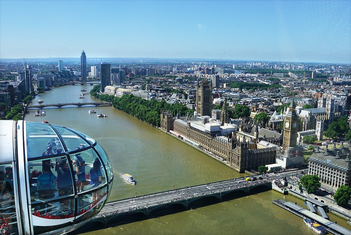 The Coca-Cola London Eye