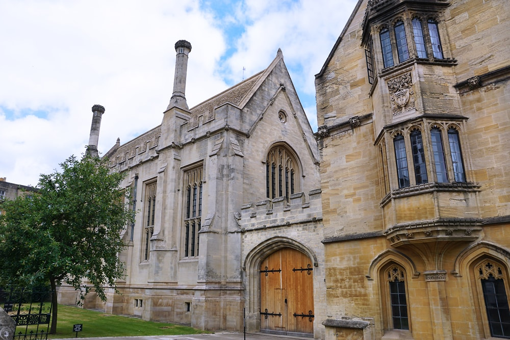 Magdalen College, Oxford