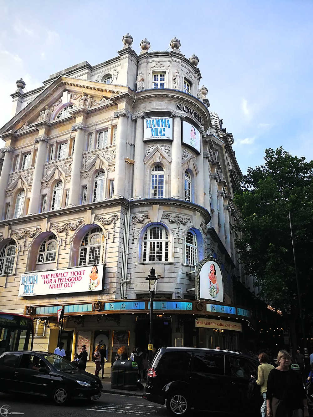 Novello Theatre, London
