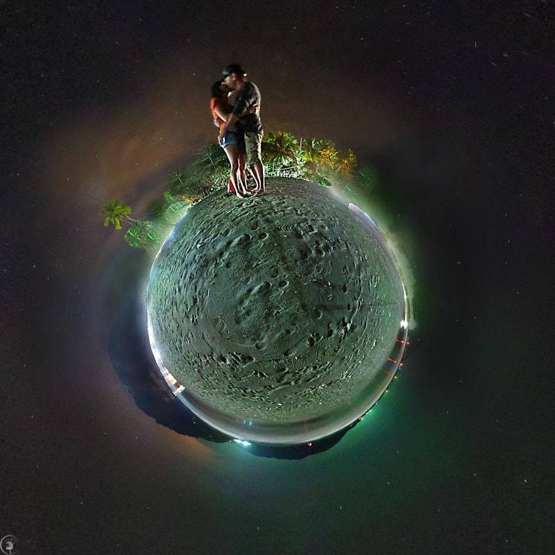 360° Our Little Planet, Perhentian Islands