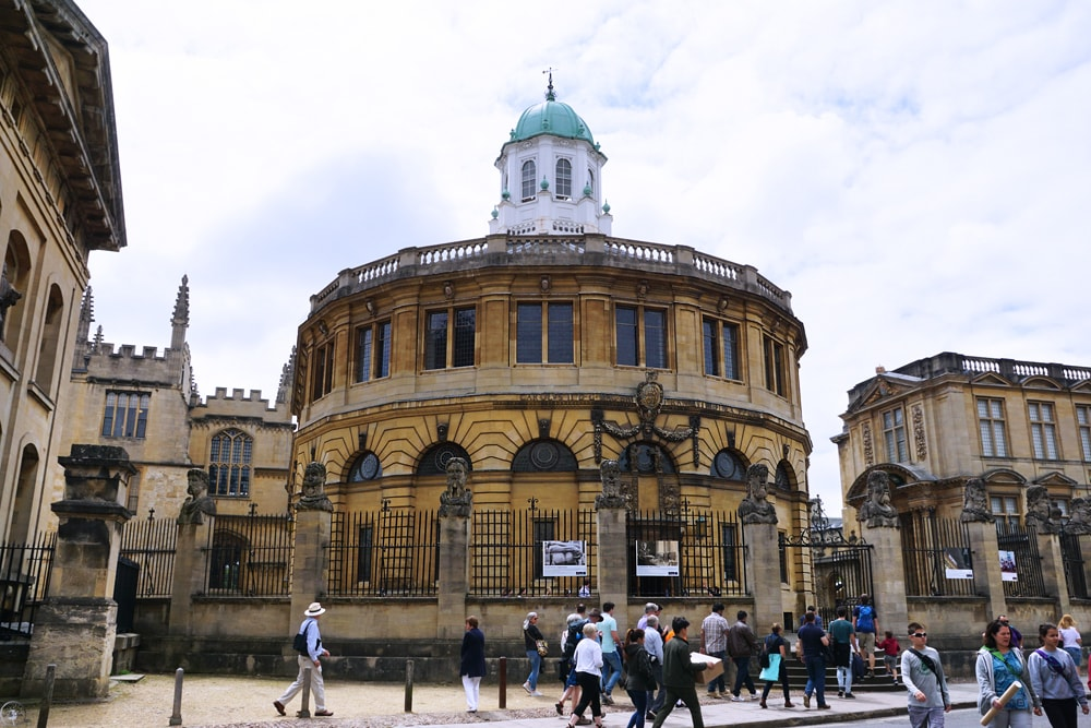 Radcliffe Camera, Oxford