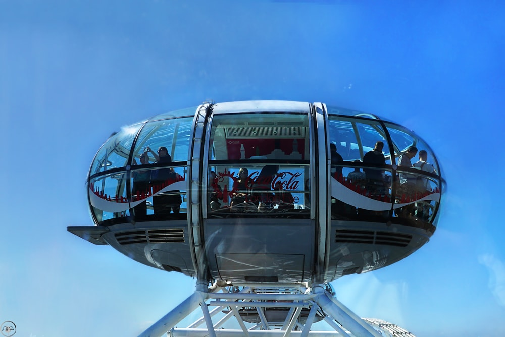 The Capsule, Coca-Cola London Eye