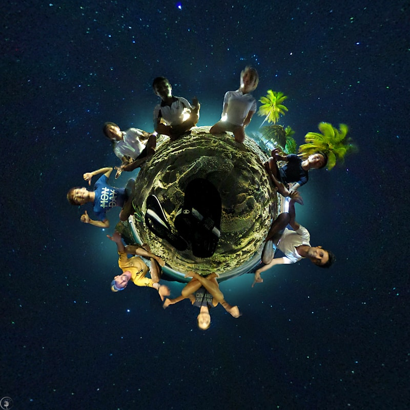 The Little Planet, Perhentian Islands