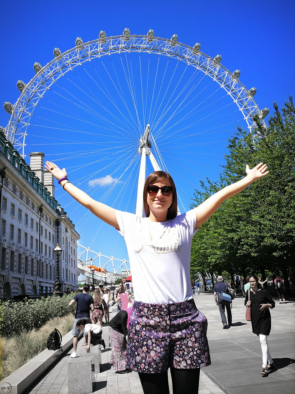 The London Eye and I