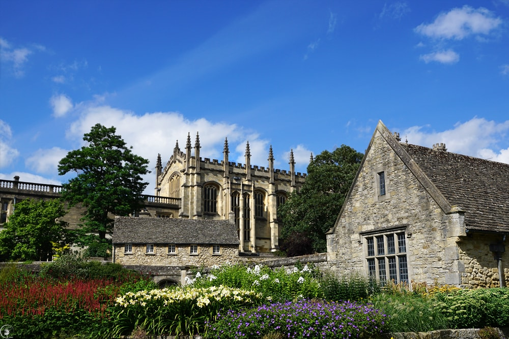 The War Memorial Garden At Christ Church, Oxford