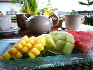 Breakfast at Massia Villa Ubud