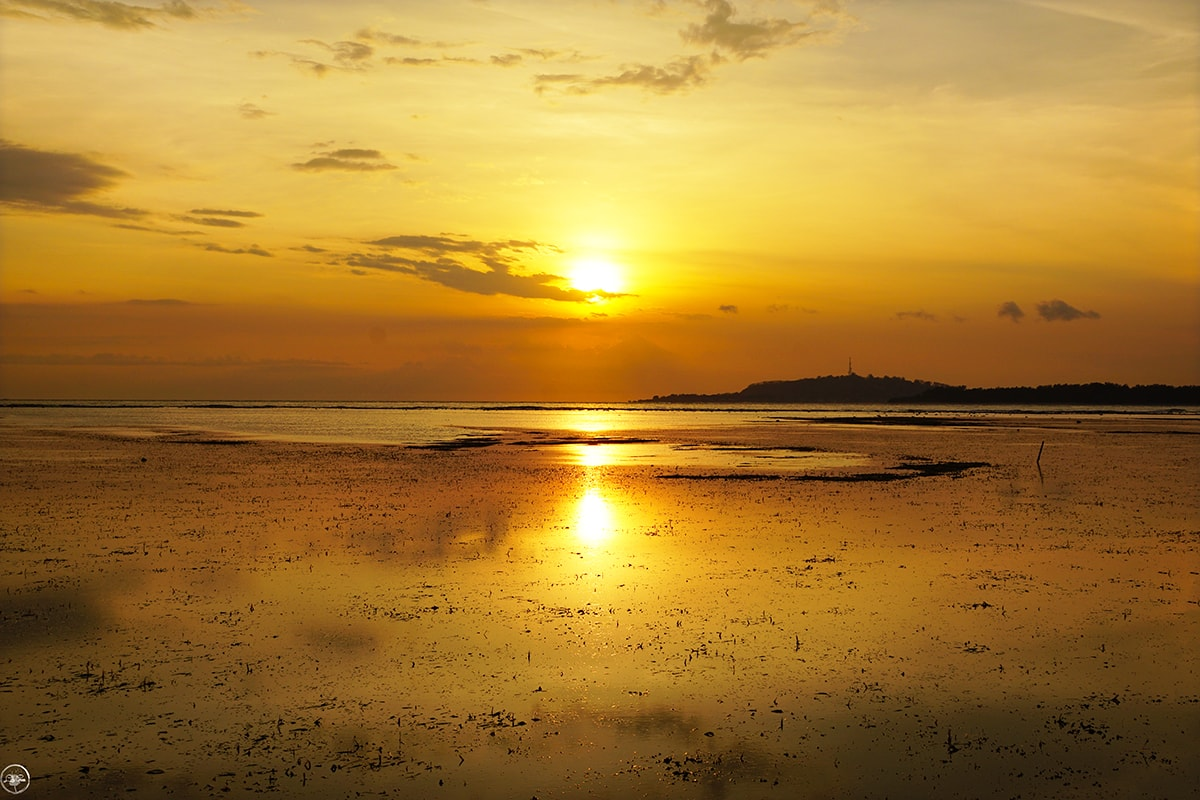Gili Islands, Sunset
