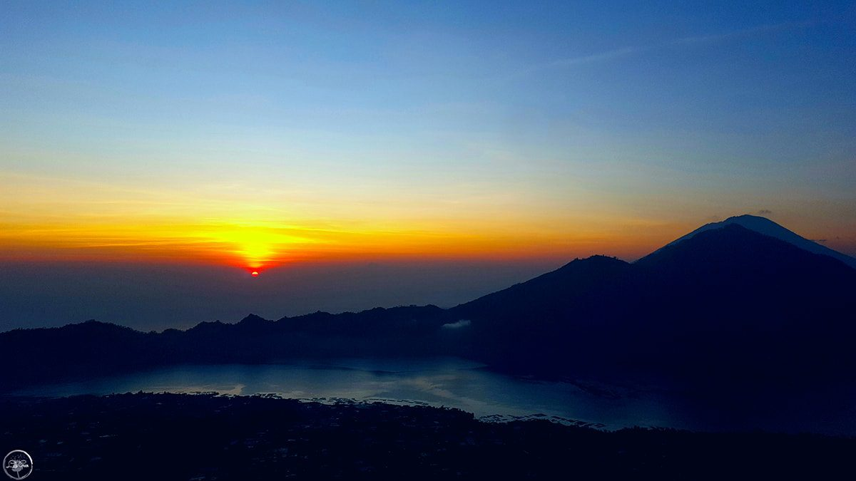 My Very First Volcano Hike: Mount Batur Sunrise Trekking, Bali