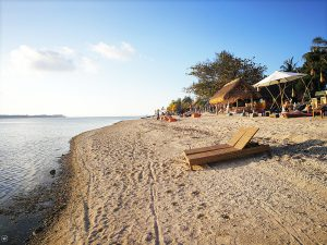 Sunset Beach, Gili Air