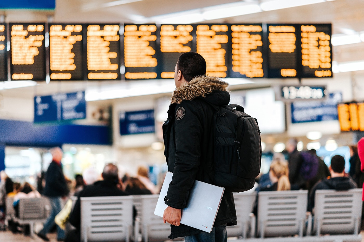 Tips for Dealing with Flight Delays or Cancellations