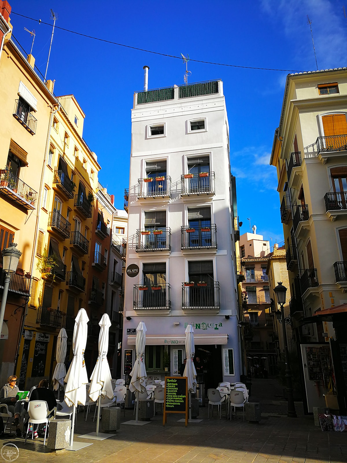 Architecture of Valencia