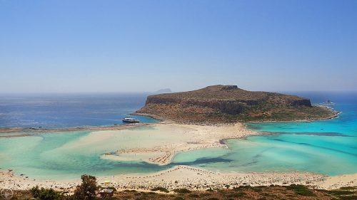 Balos Beach and Lagoons ~ Crete