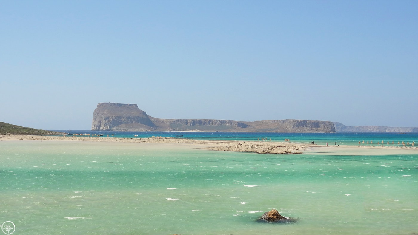 Balos Beach and Lagoons, Crete