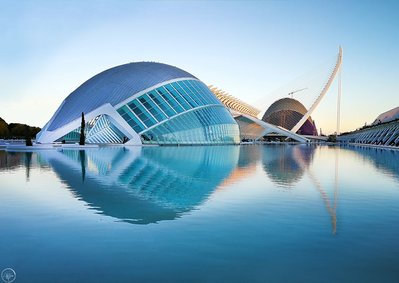 City of Arts and Sciences ~ Valencia