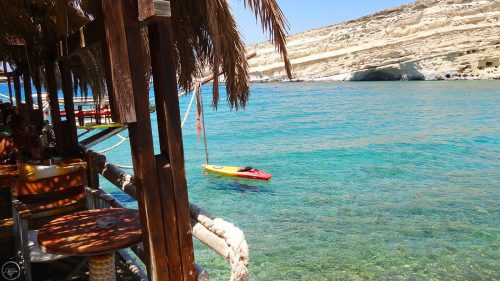 Matala ~ The Hippie Experience in Crete