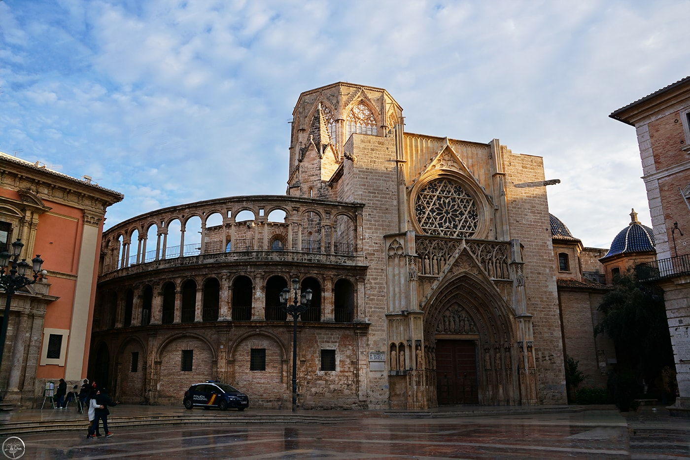 The Cathedral of Valencia, Spain