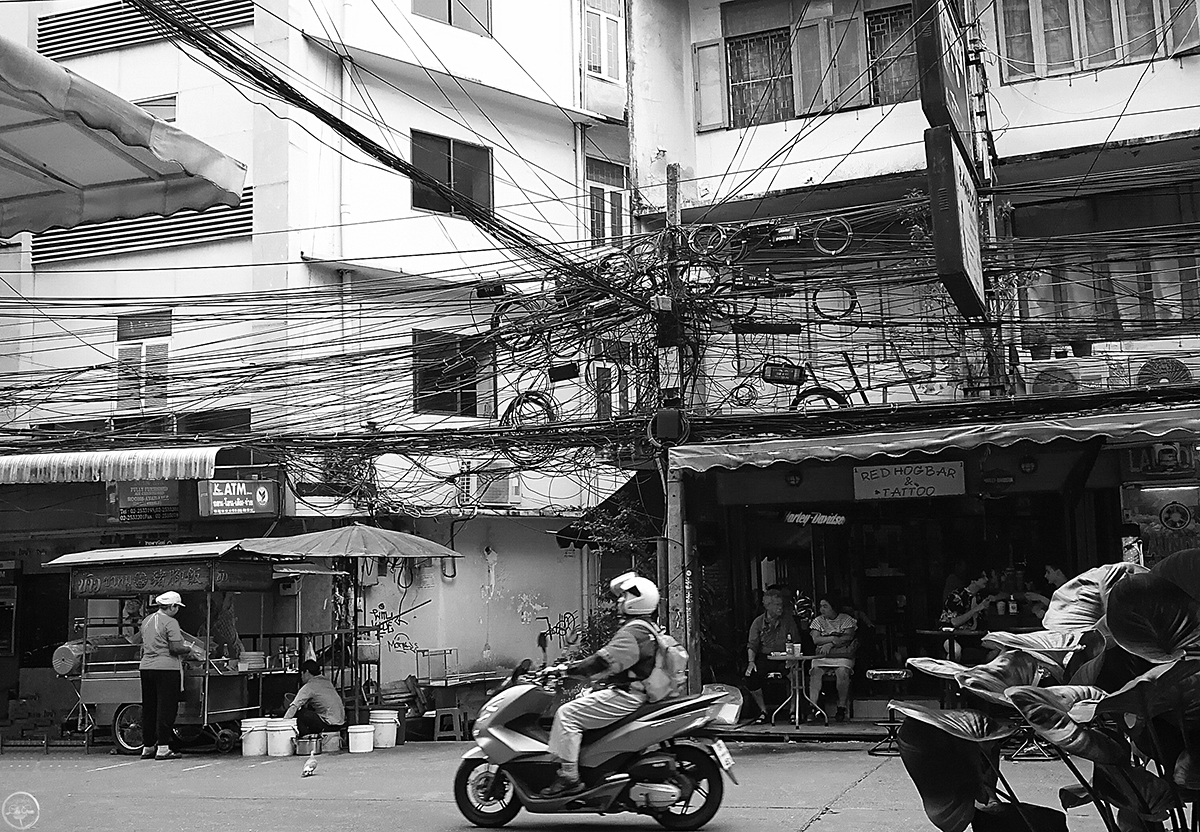 Cable Monster Bangkok