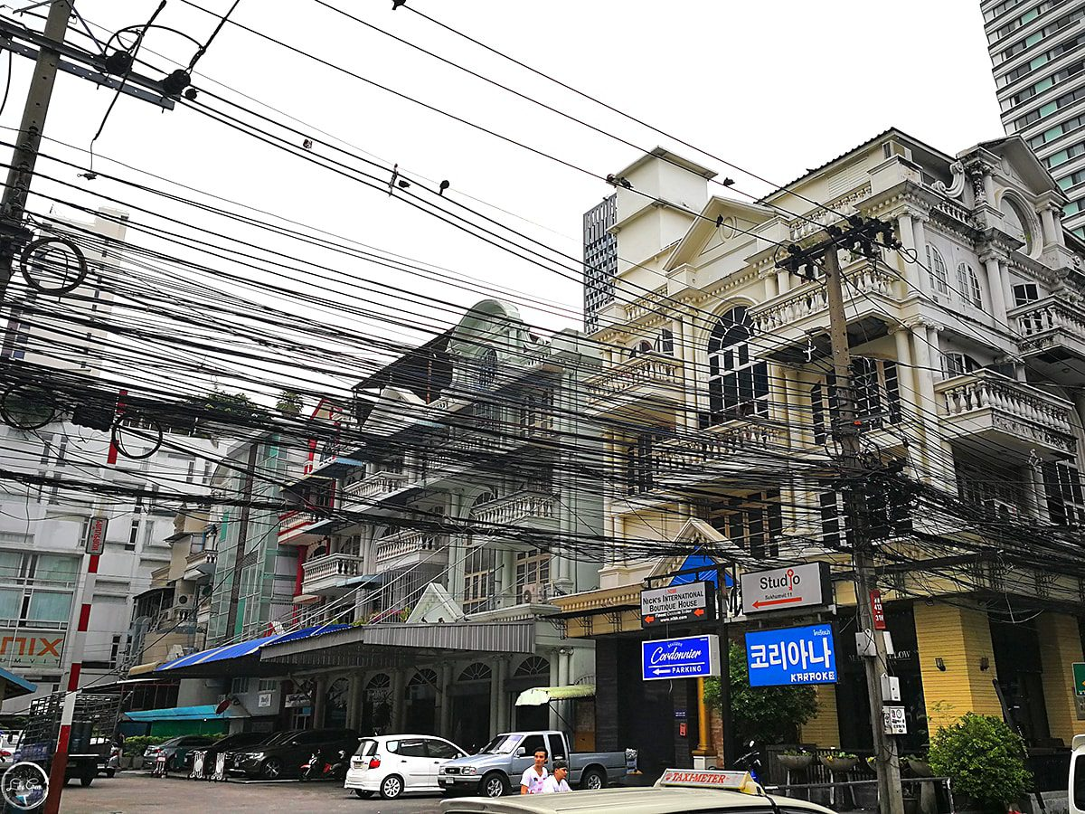 The Streets of Bangkok