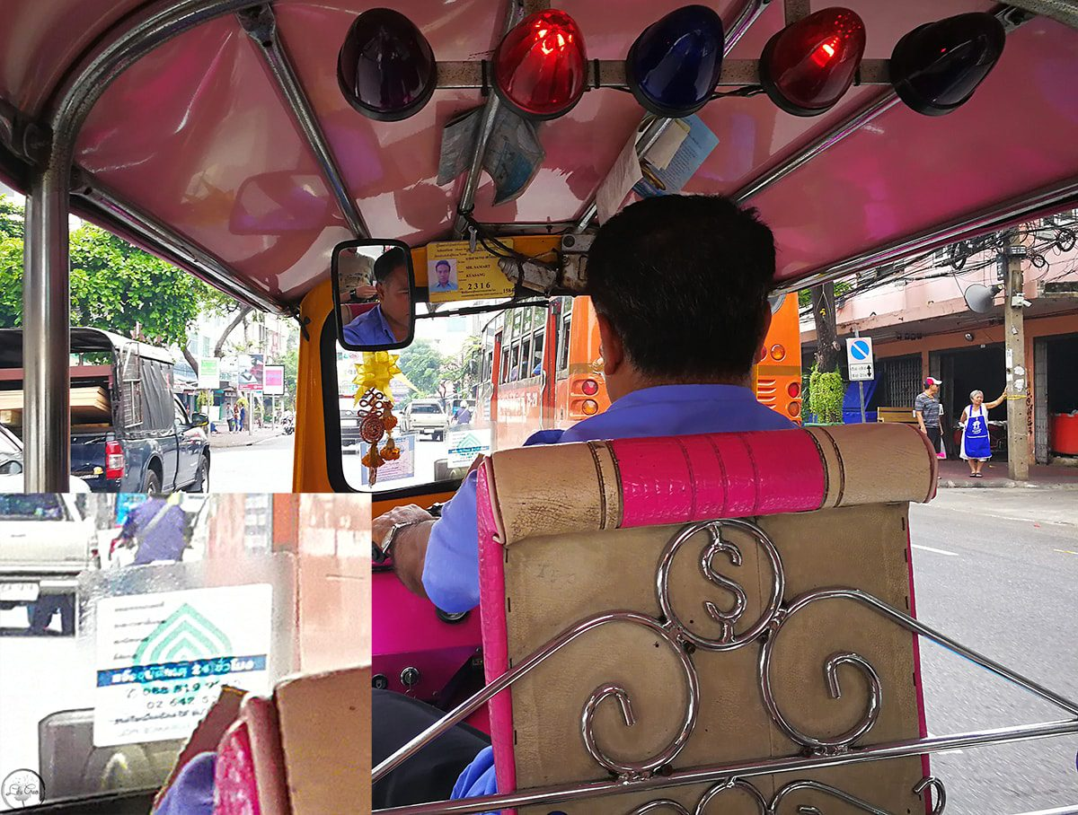 The real Tuk-Tuk