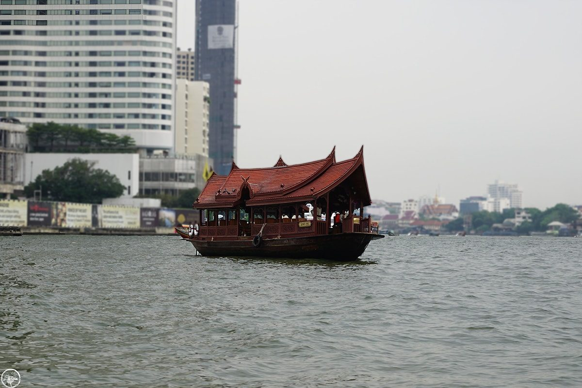 Chao Phraya River Boats Services, Bangkok Travel Guide