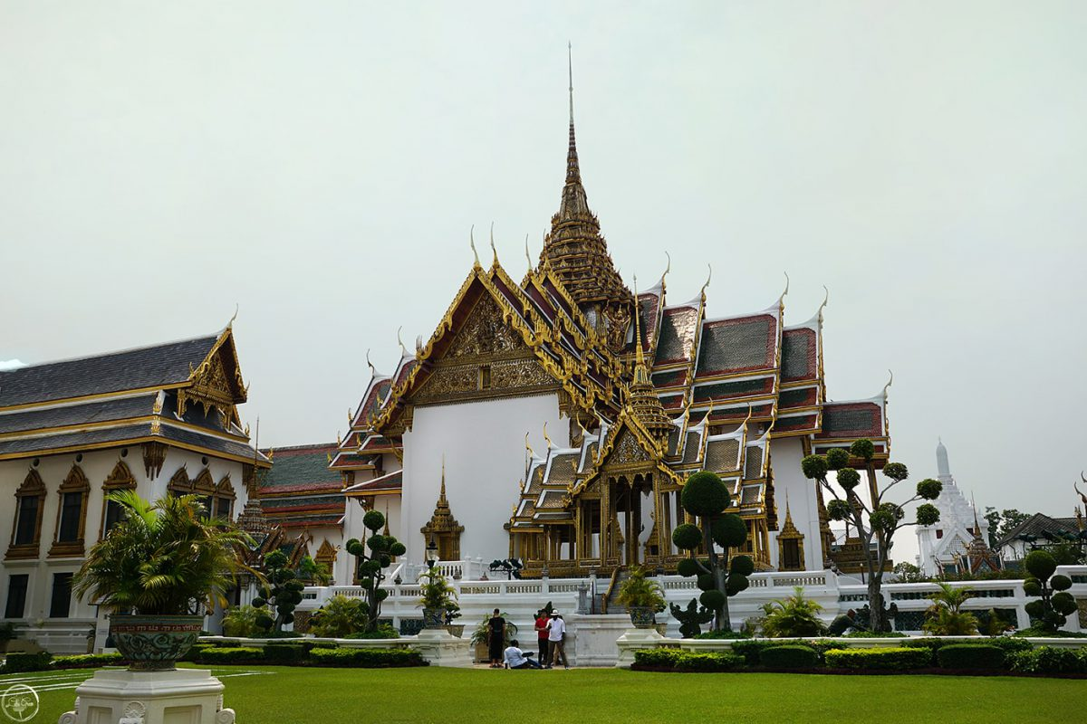 Chakri Maha Prasat, The Grand Palace, Bangkok