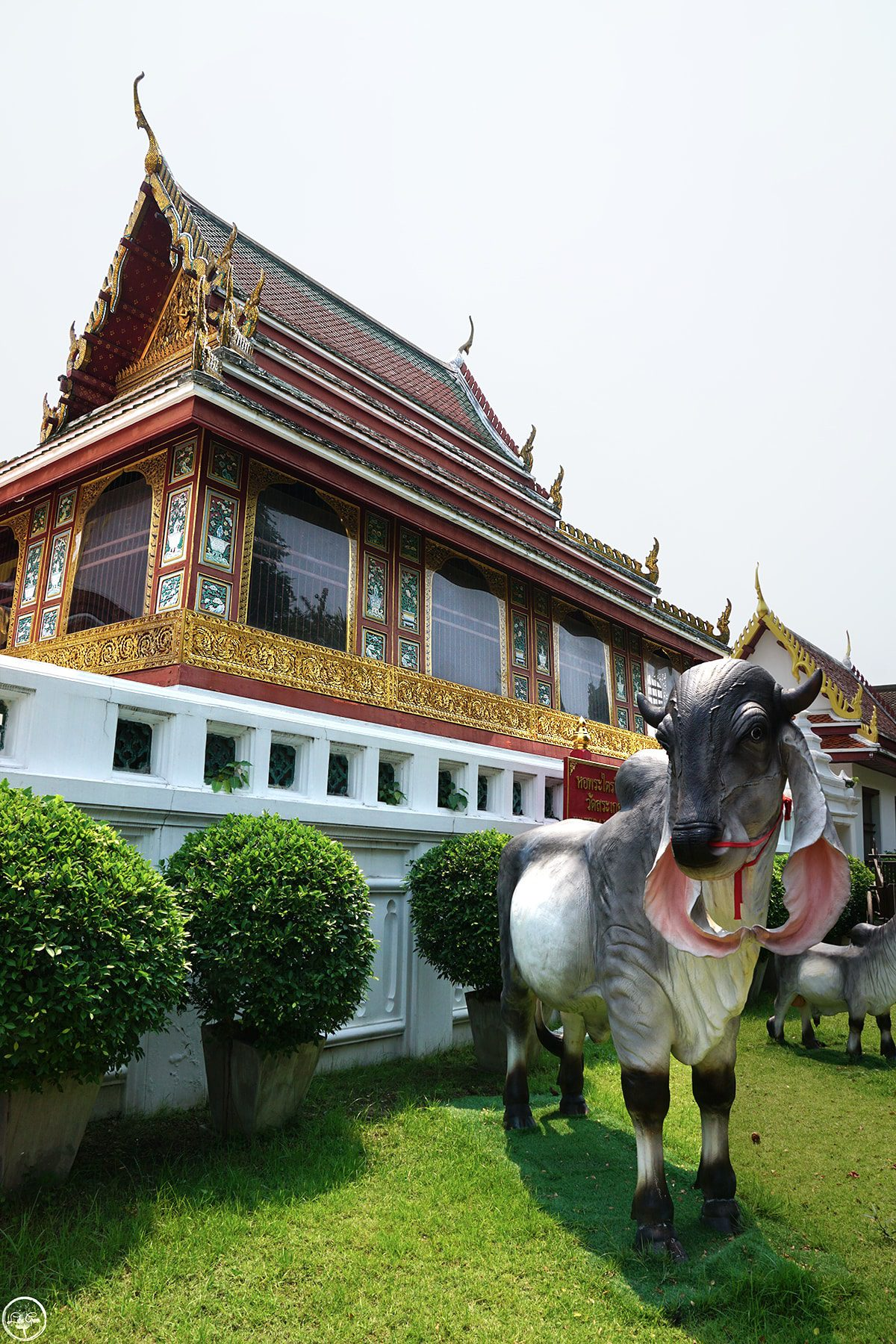 Wat Saket, The Temple of The Golden Mount