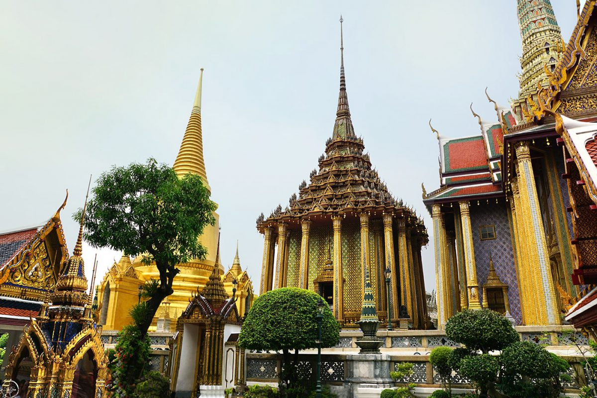 Grand Palace: The Golden Palace of Kings in Bagkok