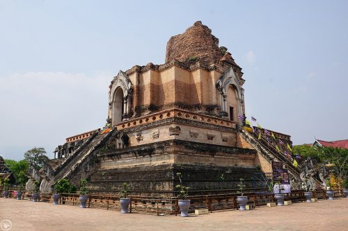 Wat Chedi Luang: Temple of the Great Stupa in Chiang Mai