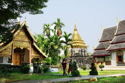 Wat Chiang Man: The Oldest Temple in Chiang Mai