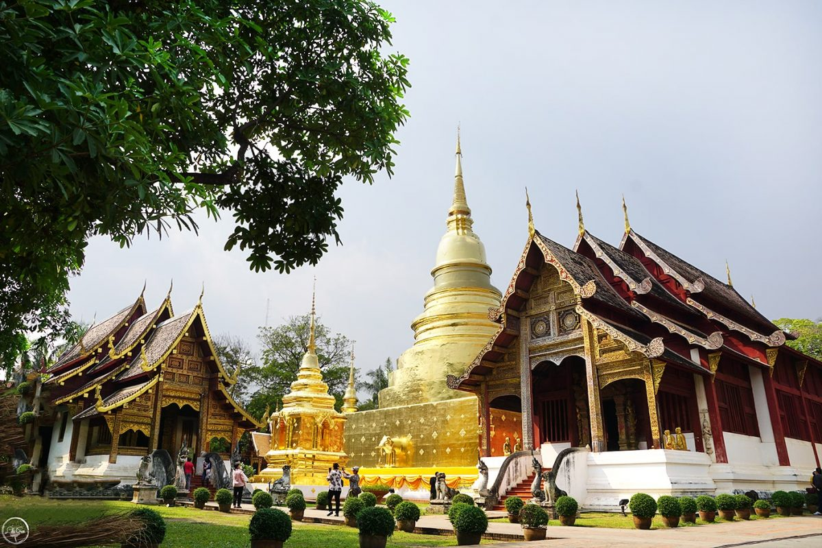 Wat Phra Singh: The Golden Temple in Chiang Mai