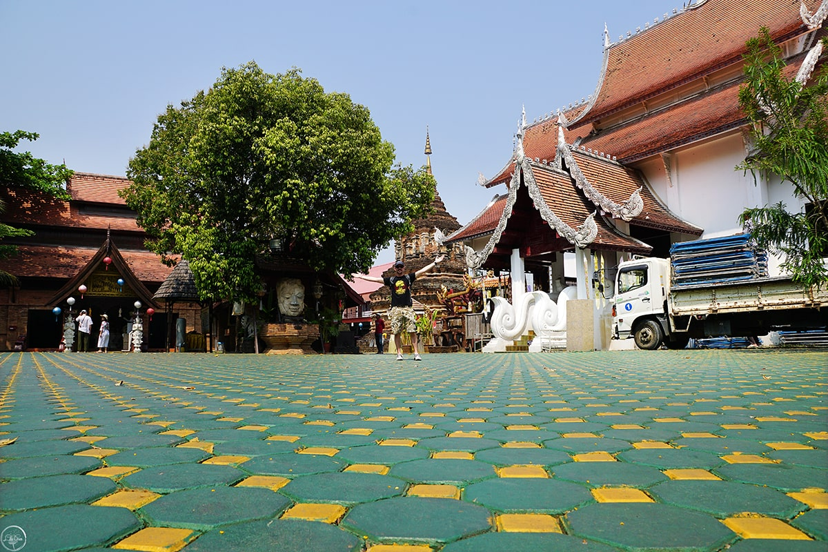 Temple Hopping, Chiang Mai