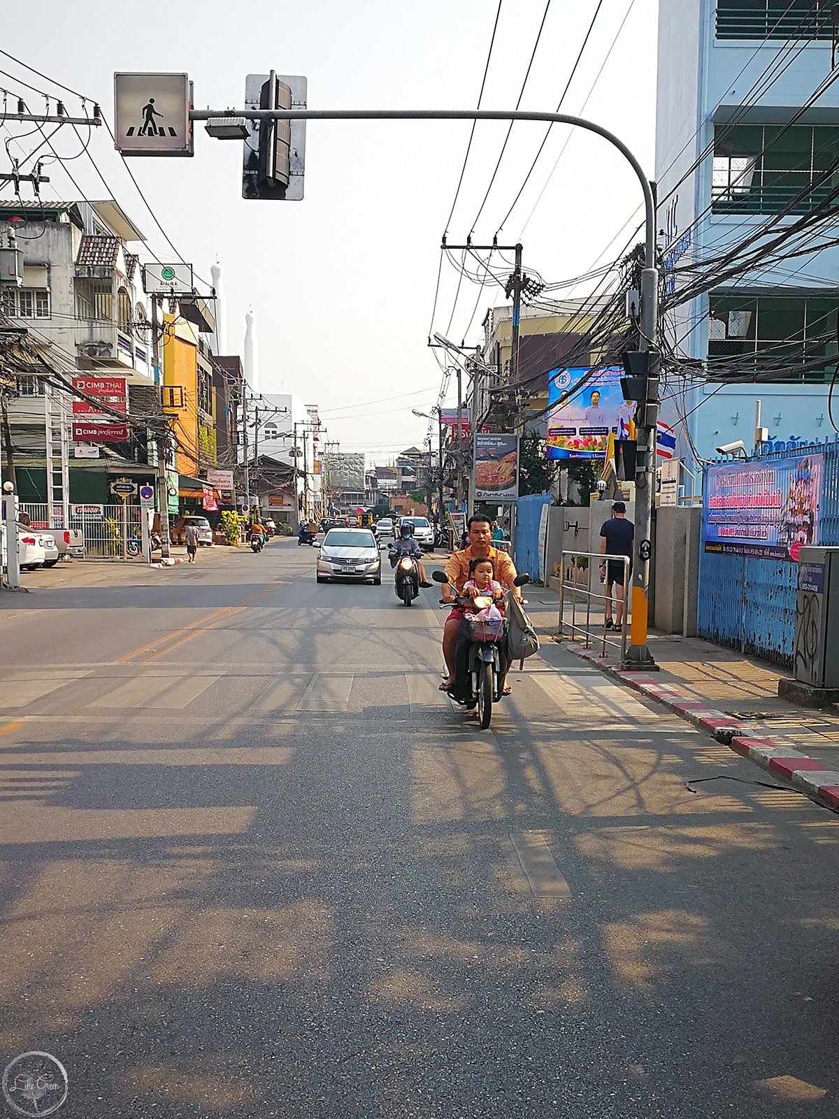 The Streets of Chiang Mai