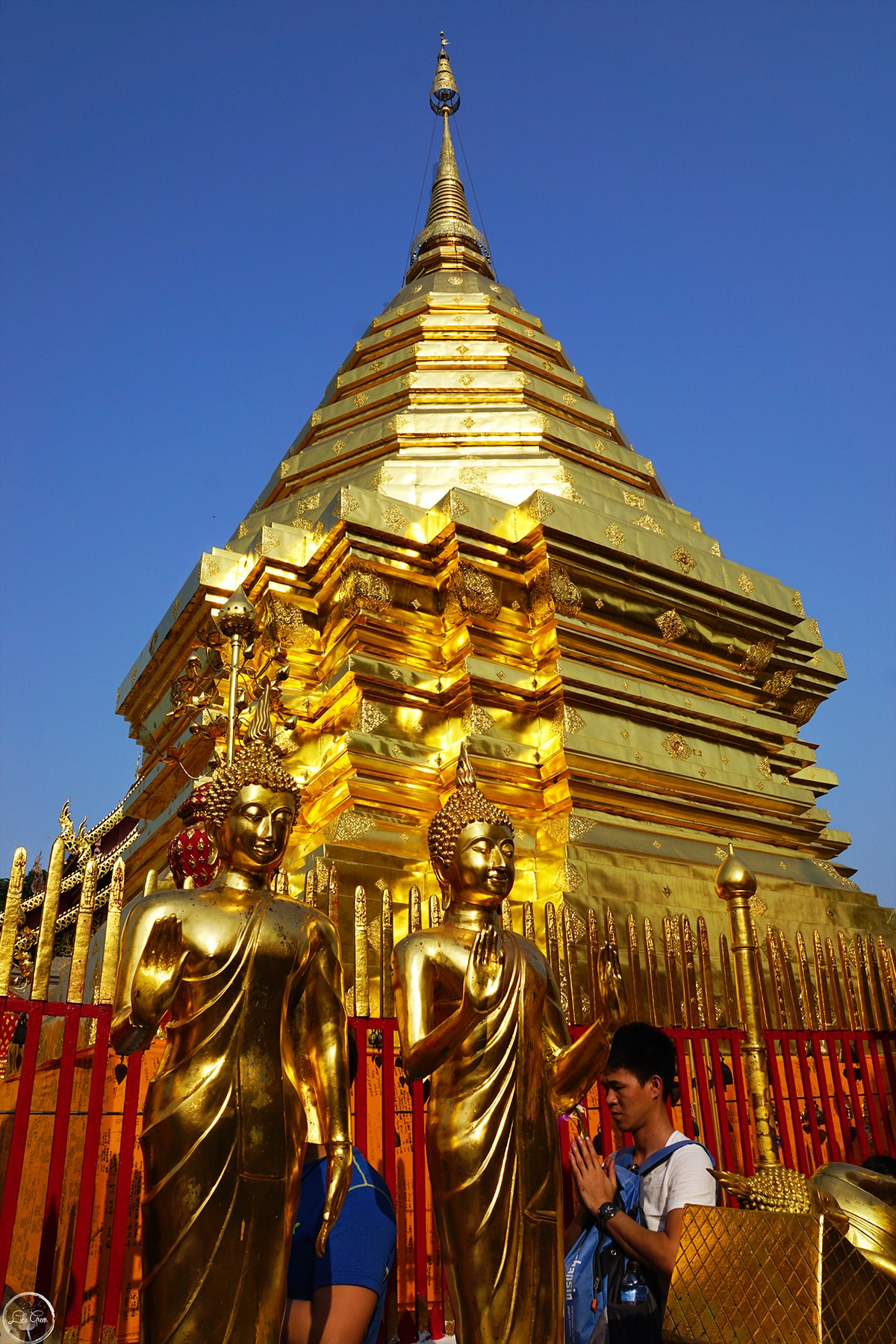Wat Phra That Doi Suthep, Chiang Mai