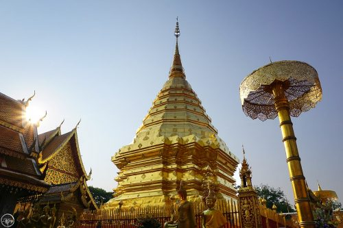 Wat Phra That Doi Suthep: The Mountain Temple of Chiang Mai