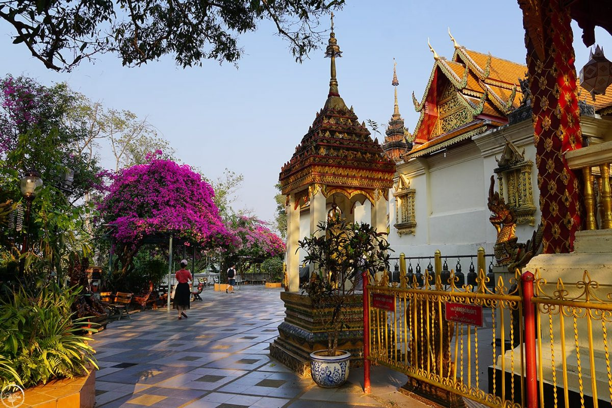 Temple Hopping in Chiang Mai, Thailand