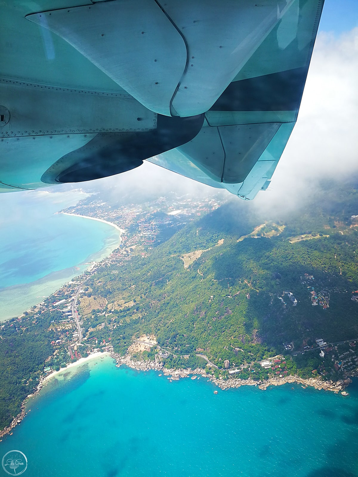 Koh Samui from Above