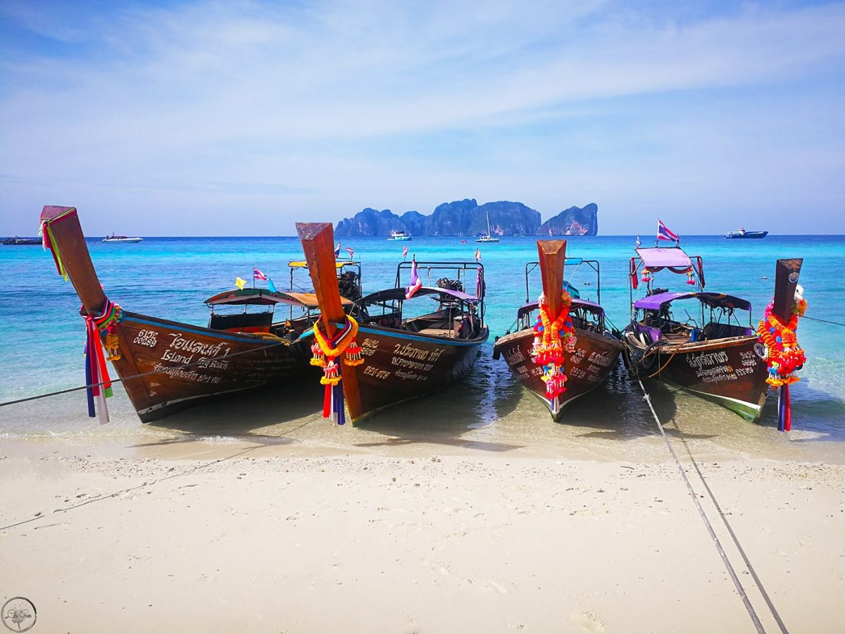 Welcome to Phi Phi Islands, Thailand!