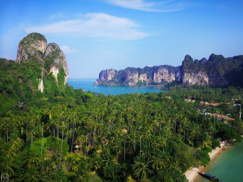 Railay Viewpoint, Thailand