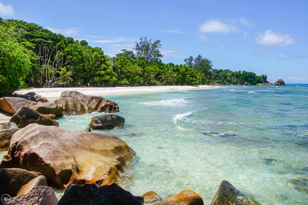 Anse Savere, La Digue