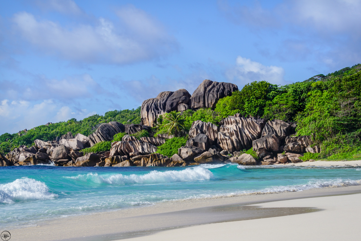 Grand Anse, La Digue, Seyhcelles