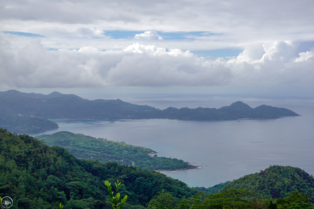 Mission Lodge View Point, Mahe, Seychelles