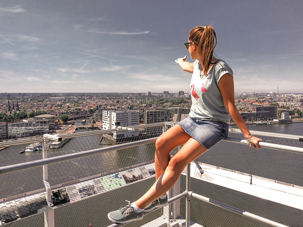 A'DAM Lookout, Amsterdam