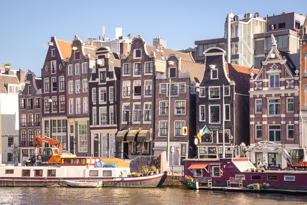 Dancing Houses, Amsterdam
