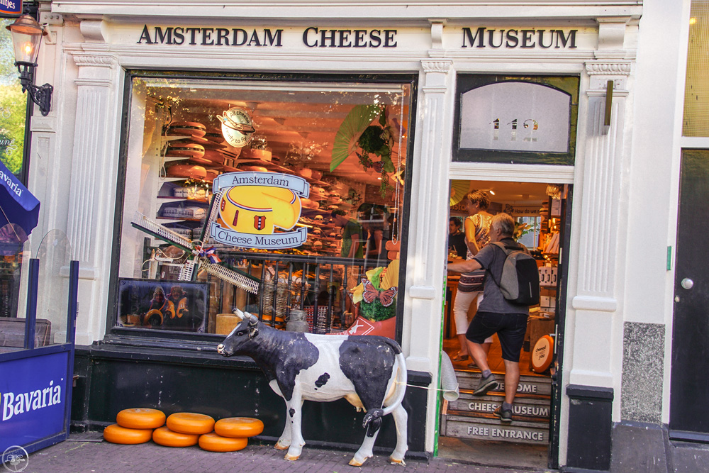 The Cheese Museum, Amsterdam