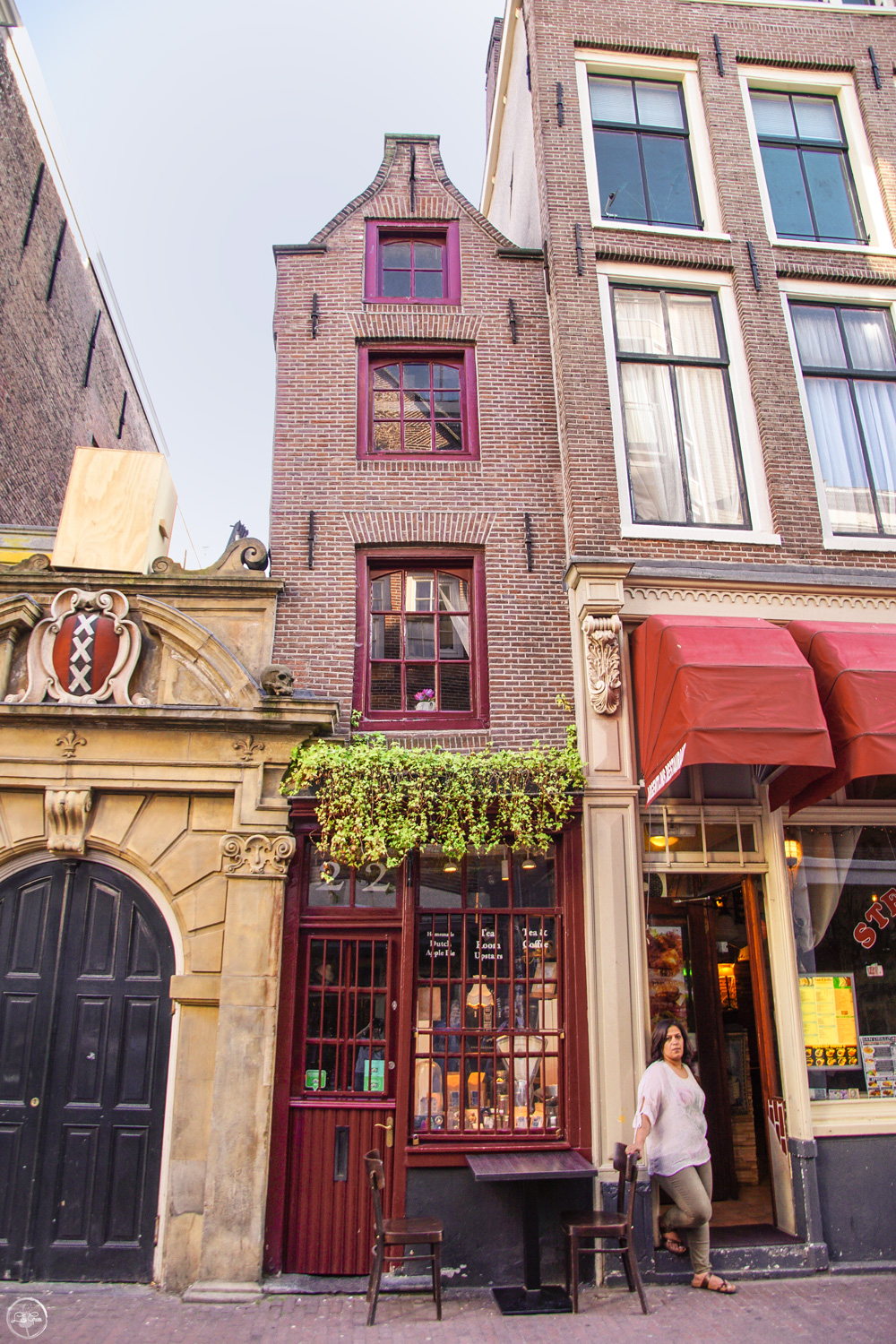 The Smallest House, Amsterdam