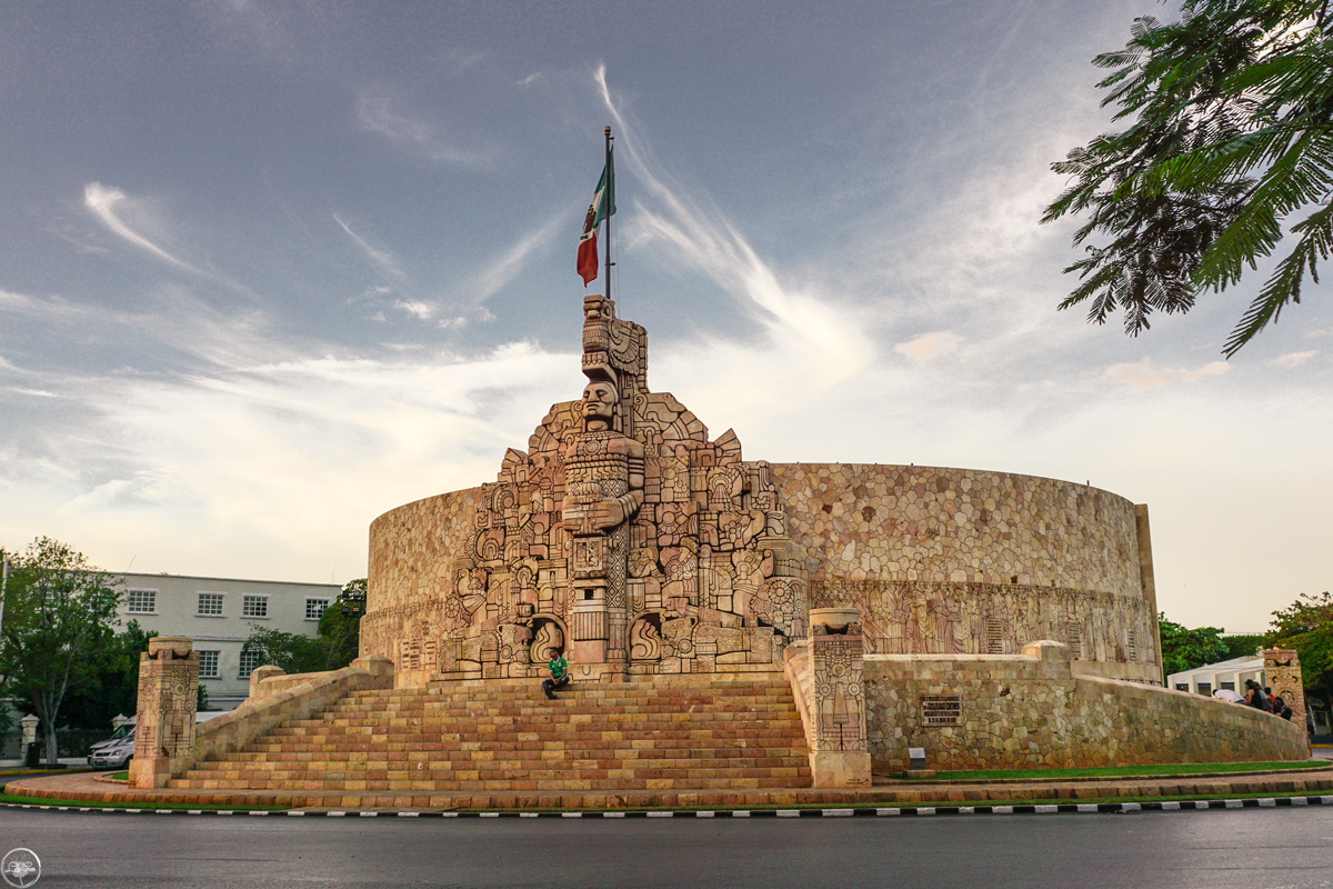 Monument to the Fatherland, Merida