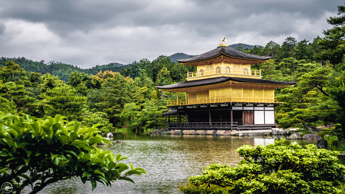 Kinkaku-ji The Golden Pavilion