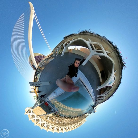 360° City of Arts and Sciences, Valencia